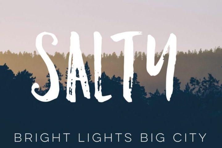 PR Buzz Word #6: Salty