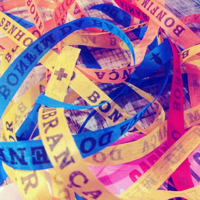 Brazilian wish bracelets