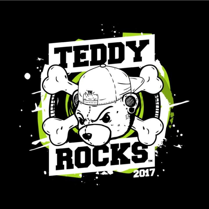 The countdown is on – it's time for Teddy Rocks Festival!
