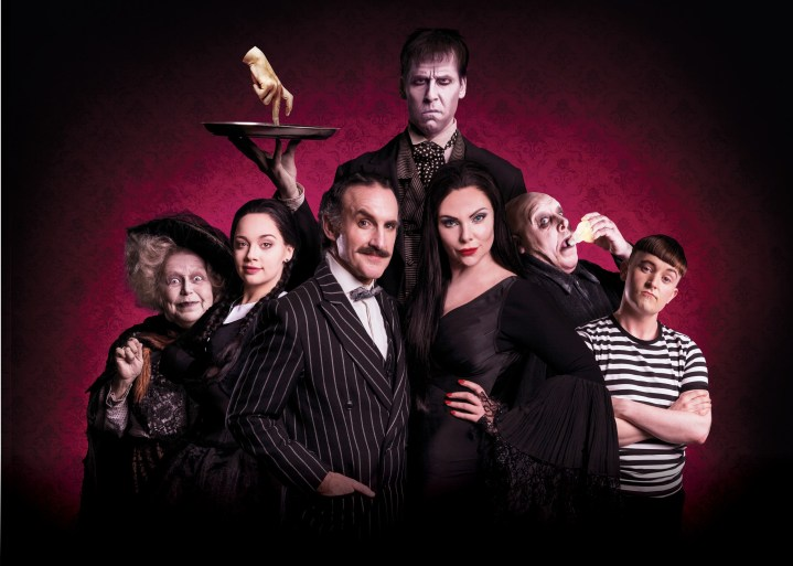 The Addams Family at Mayflower Theatre