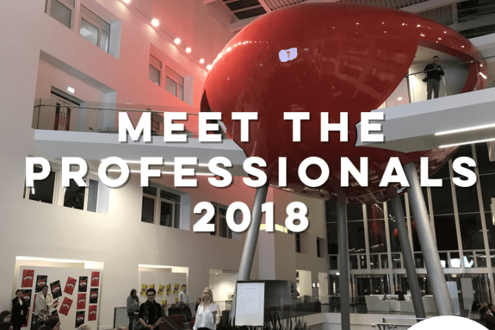 Meet the Professionals 2018 at Solent University