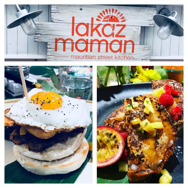 A Mauritian brunch at Lakaz Maman