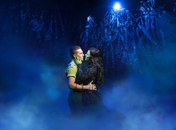 Wicked defies gravity at Mayflower Theatre
