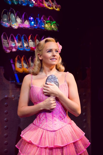 Wicked UK Ireland Tour 2018_Helen Woolf (Glinda)_Photo by Matt Crockett_DSC_9341_RT