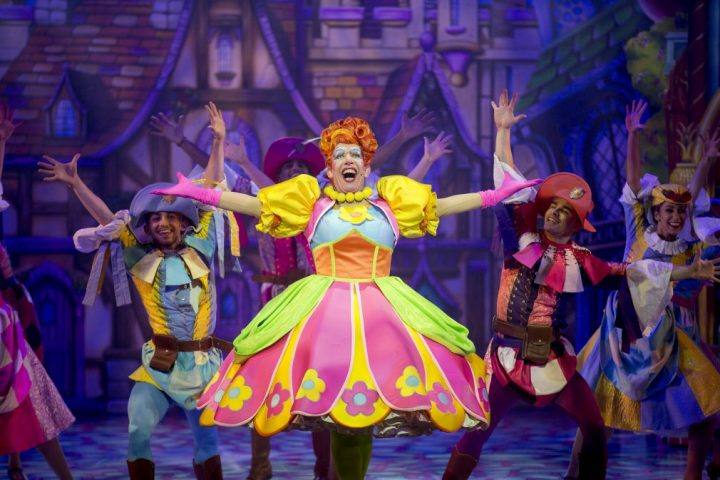 A hilarious Christmas Pantomime – Dick Whittington at Mayflower Theatre