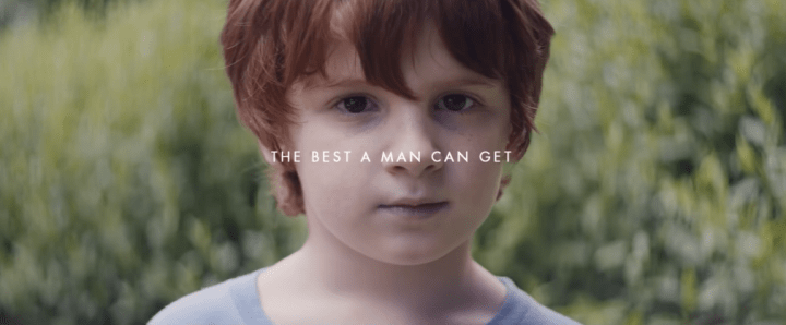 Creative Campaigns #30 – Gillette's We Believe: The best a man can be