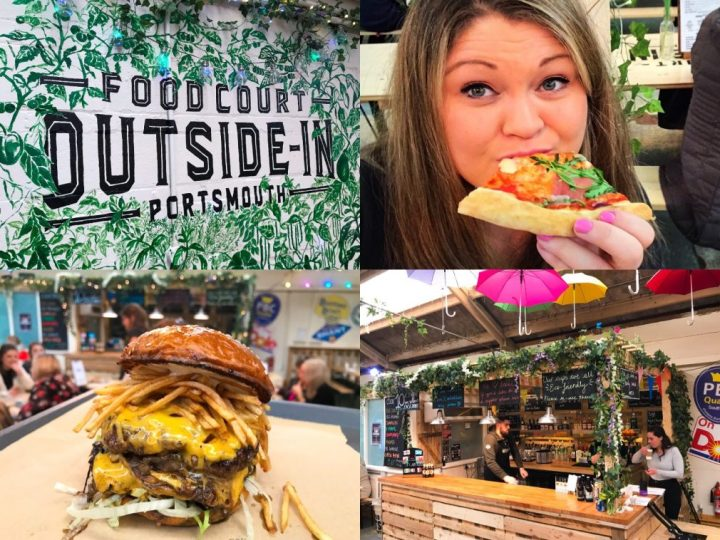 New Street Food at Outside-In Portsmouth