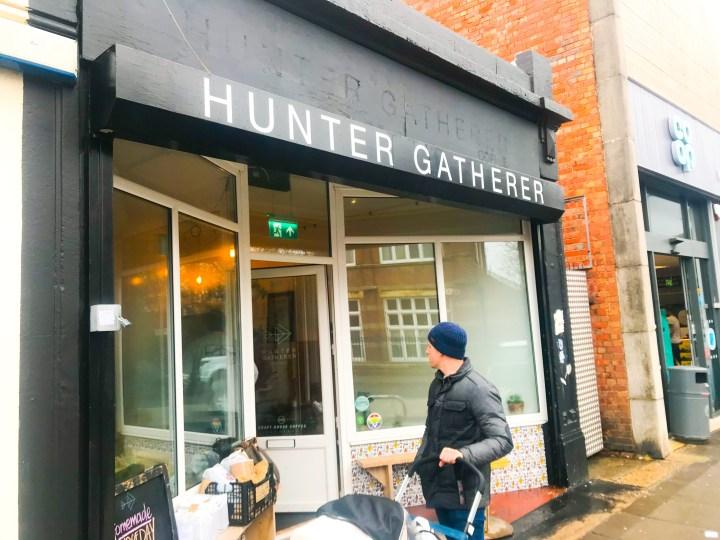 Hunter Gatherer in Portsmouth, Hampshire.