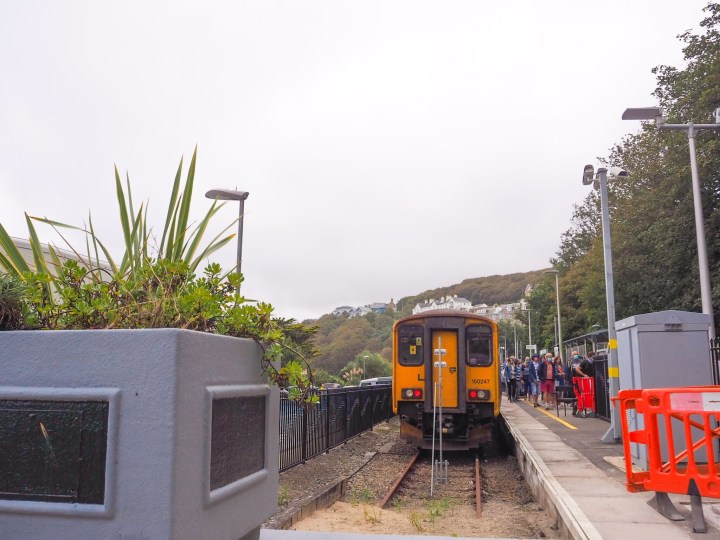 St Ives Train Station