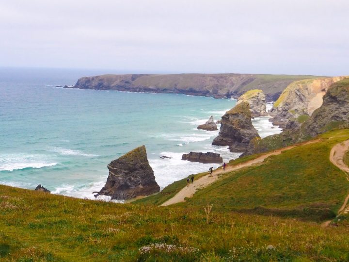 Carnewas aka The Bedruthan Steps