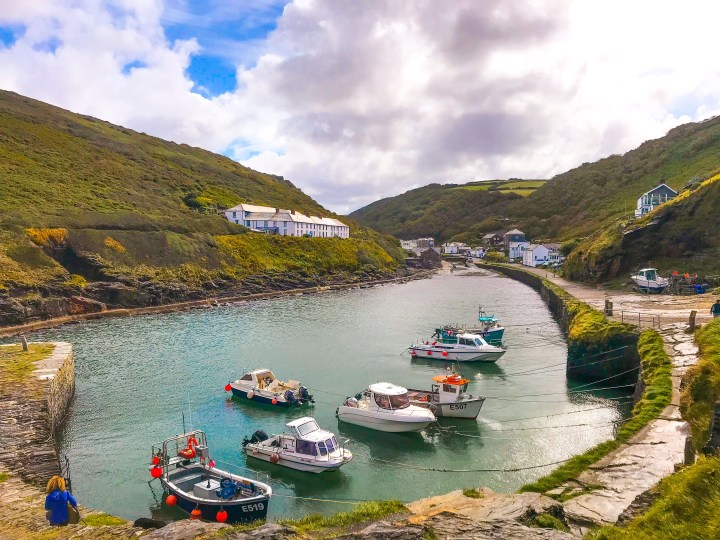 Boscastle and the Museum of Witchcraft and Magic