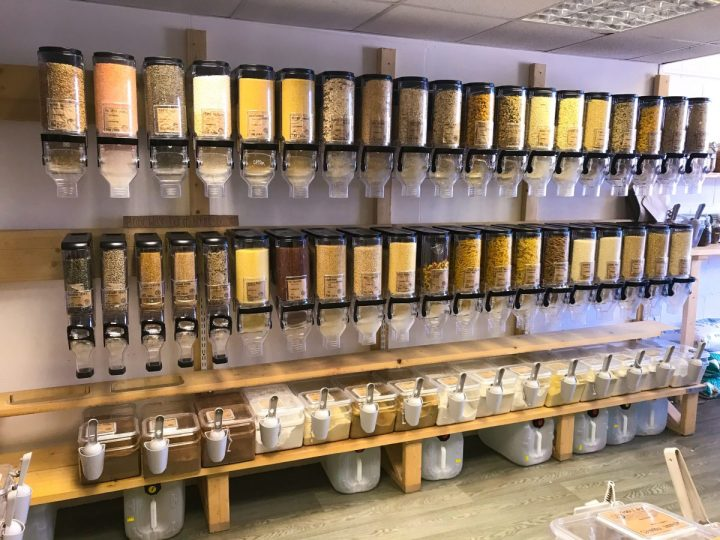 10 Zero Waste Shops in Hampshire