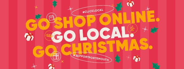 Portsmouth City Council Festive Shopping Offers in the Hampshire Independent Christmas Gift Guide