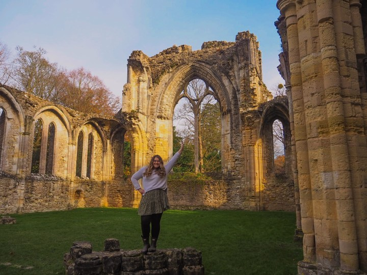 Explore places like Netley Abbey in an online audio tour recommended in Things To Do In Hampshire This Weekend  | 22 JANUARY 2021