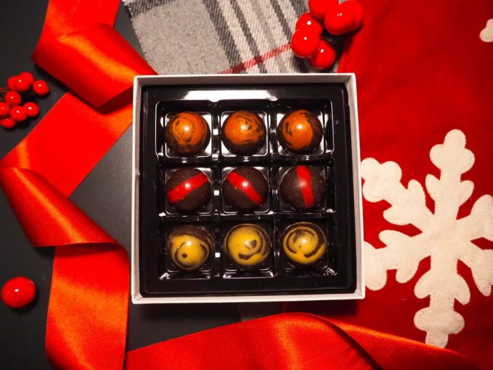 Festive Chocolates from Bonham's Bonbons