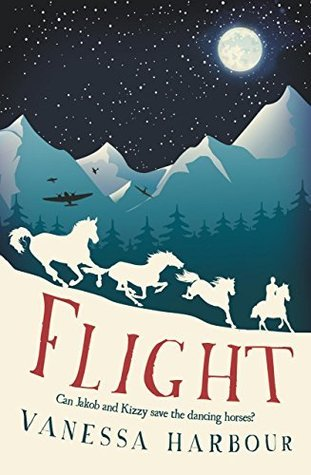 Flight by Vanessa Harbour in 5 books by Hampshire authors this February
