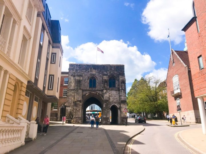 The Westgate Museum in Winchester