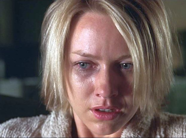 Naomi Watts in David Lynch's Mulholland Drive (screenshot)