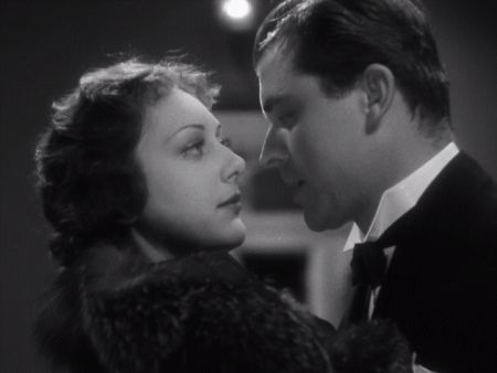 With Ann Dvorak in Three on a Match