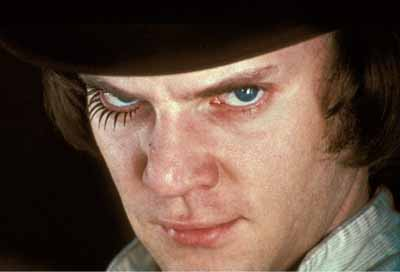 Masturbation in a clockwork orange society