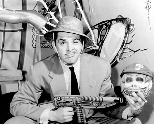Ernie Kovacs in The Ernie Kovacs Special, aired November 10, 1961