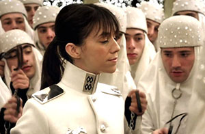 Charlotte Gainsbourg in Jacky in the Kingdom of Women