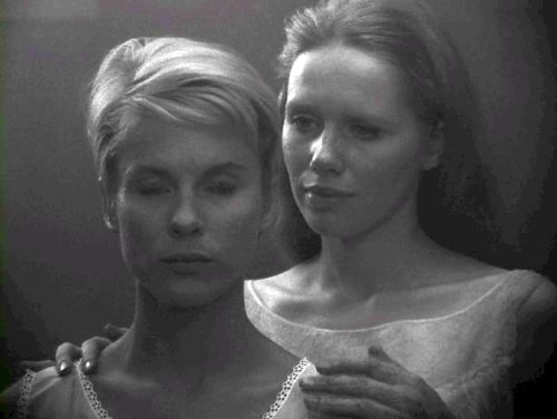 With exquisite attention to form, Bergman captures Alma's fantasy of assimilating Elizabet's persona.