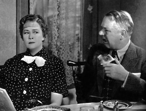 It's a Gift (Esther Howard and W. C. Fields)