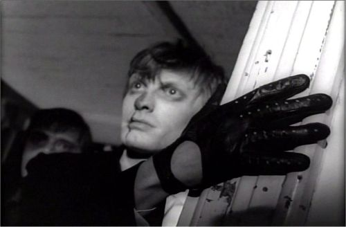 """The instinctive need to eat flesh"": Johnny in Night of the Living Dead"