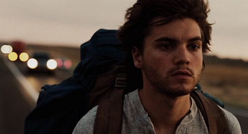 Into the Wild: Christopher McCandless (Emile Hirsch)
