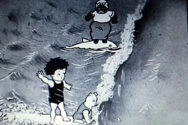 Bobby Bumps, Surf Rider
