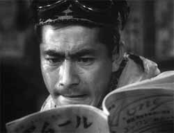 Toshiro Mifune in Scandal