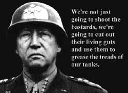 The real General Patton
