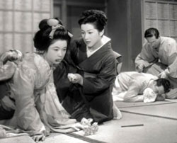 Sisters of the Gion, 1936