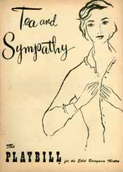 Tea and Sympathy playbill