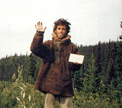 McCandless's destiny is death