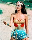 ... and her lasso