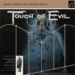 Soundtrack album from A Touch of Evil