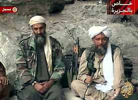 Bin Laden and Zawahiri
