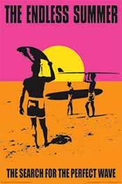 Poster for The Endless Summer
