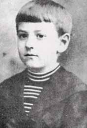 Little boy Lovecraft