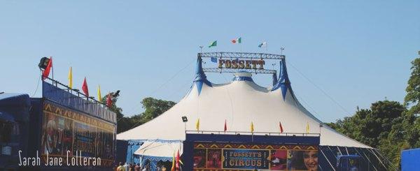 Circus photo irish