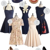 Blush and Navy wishlist