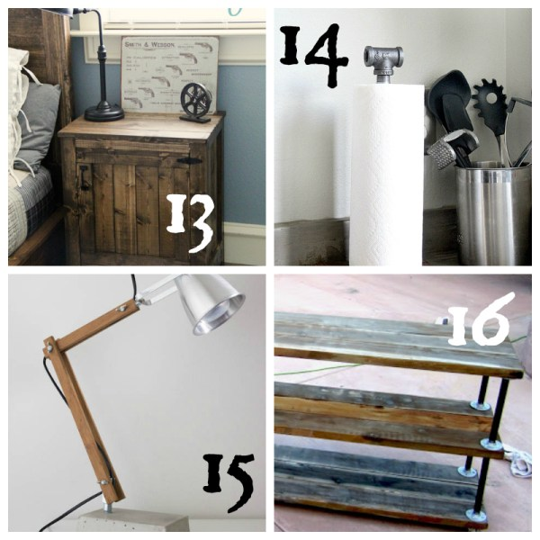 Industrial Furniture Round-up