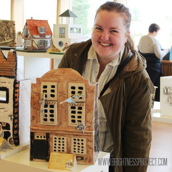 Ceramic house and me