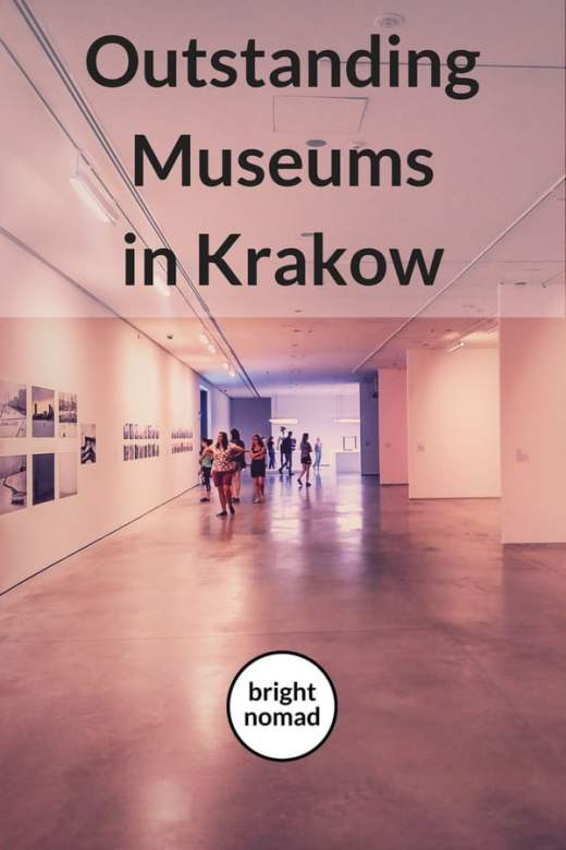 Outstanding museums in Krakow, Poland