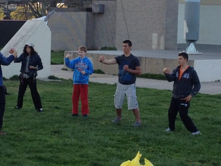 Wing Chun Training 2014 05 06_0012