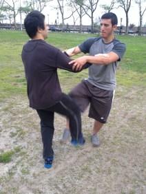 Wing Chun Training 2014 05 15_01