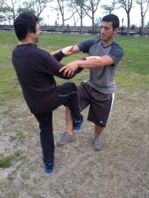 Wing Chun Training 2014 05 15_03