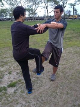 Wing Chun Training 2014 05 15_07